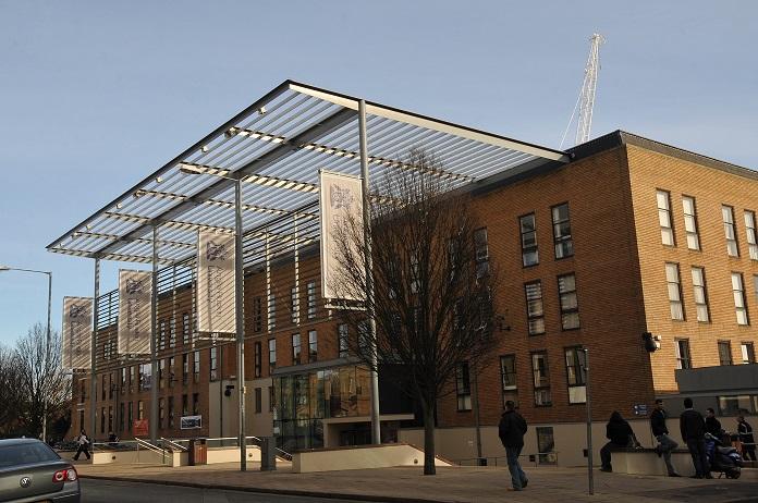 Anglia Ruskin University wins British business 'Oscar' for Entrepreneurship
