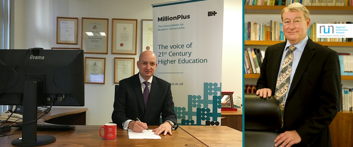 MillionPlus and Australia's Regional Universities Network sign Memorandum of Understanding