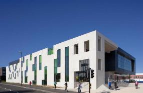 The University of Sunderland's CitySpace Building