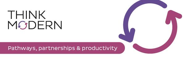Pathways, partnerships and productivity