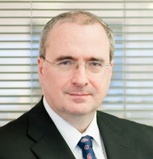 Professor Patrick McGhee, Chair, million+